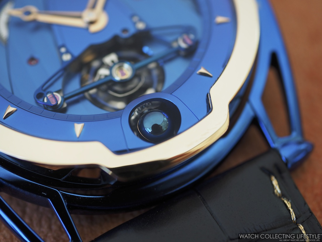 De Bethune DB28 Kind of Gold WCL4