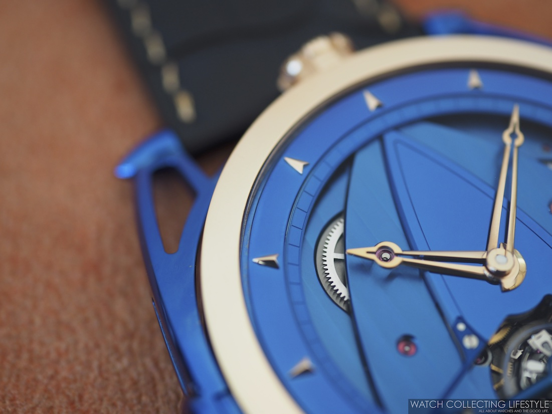 De Bethune DB28 Kind of Gold WCL5