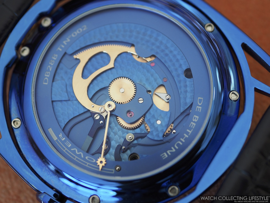 De Bethune DB28 Kind of Gold WCL9