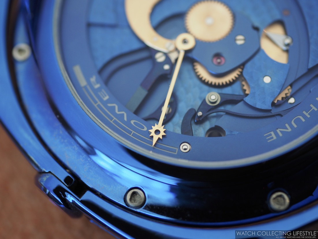 De Bethune DB28 Kind of Gold WCL10