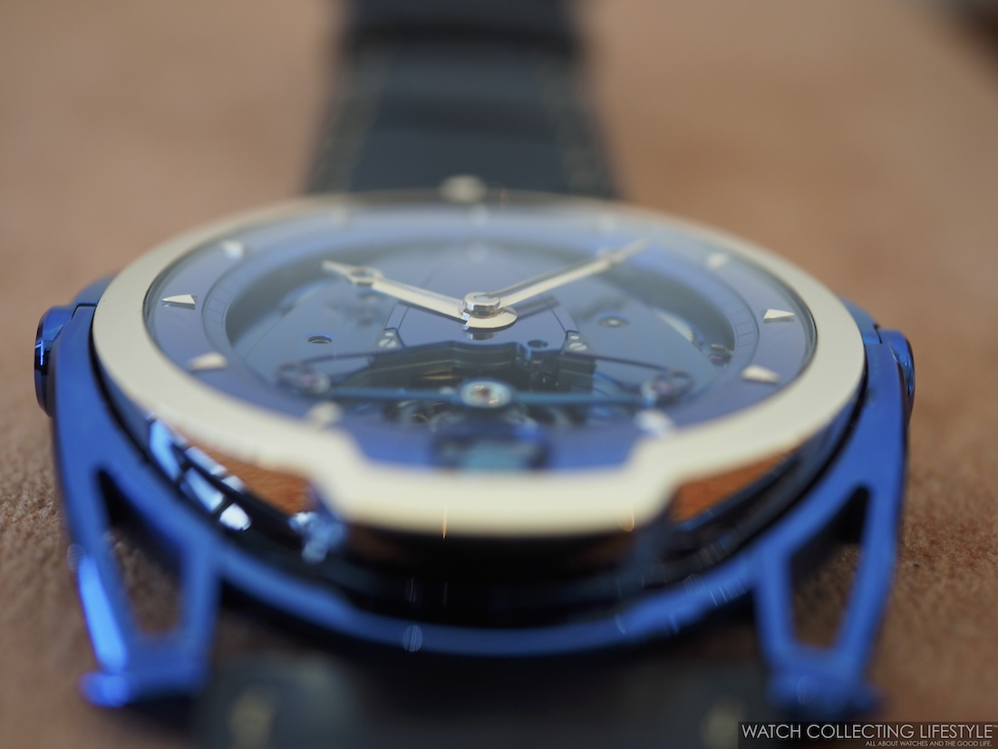 De Bethune DB28 Kind of Gold WCL12