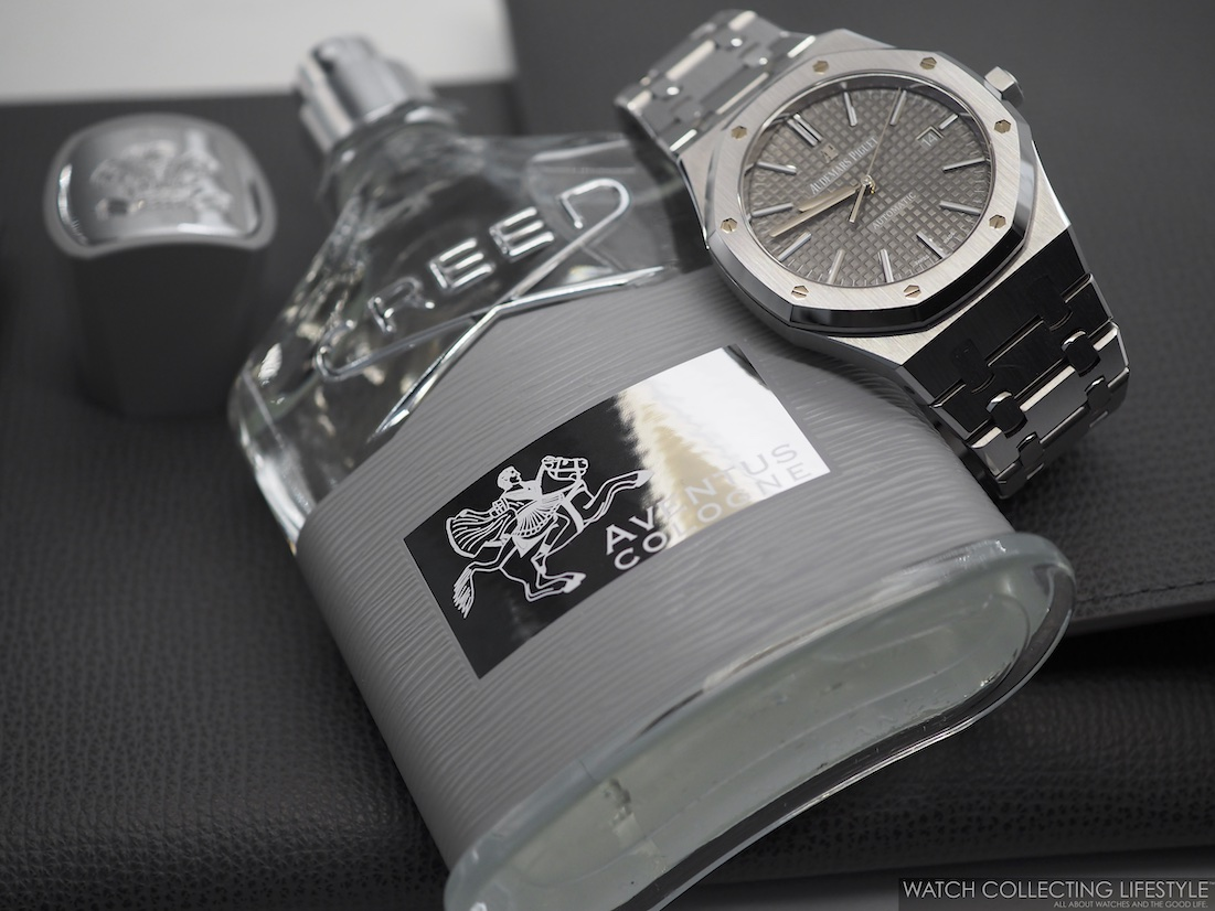 The House of Creed Aventus Cologne and AP Royal Oak WCL