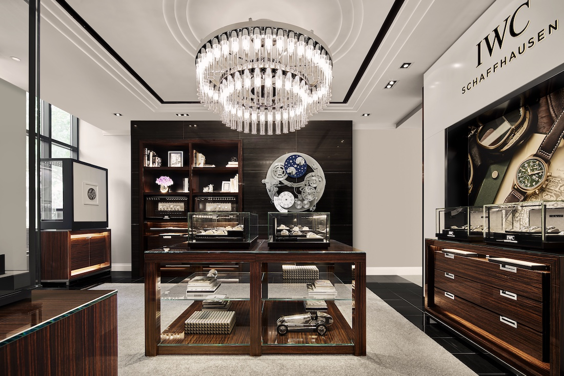IWC Chicago Boutique