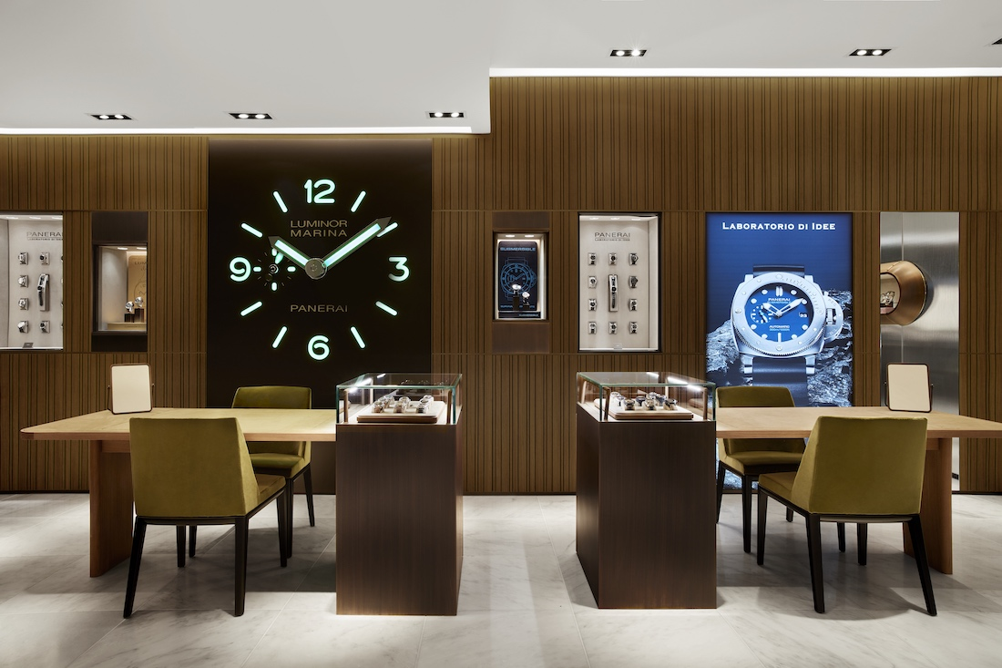 Panerai Boutique Chicago