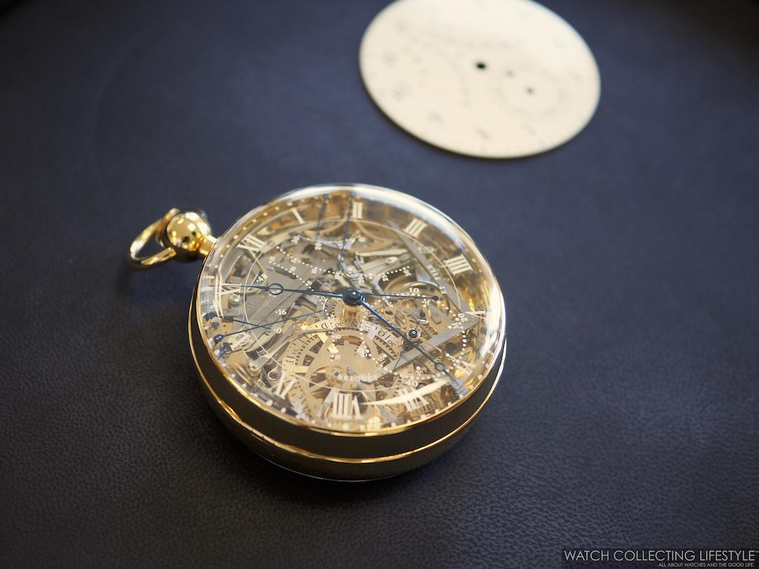 Breguet Marie Antoinette Replica Pocket Watch