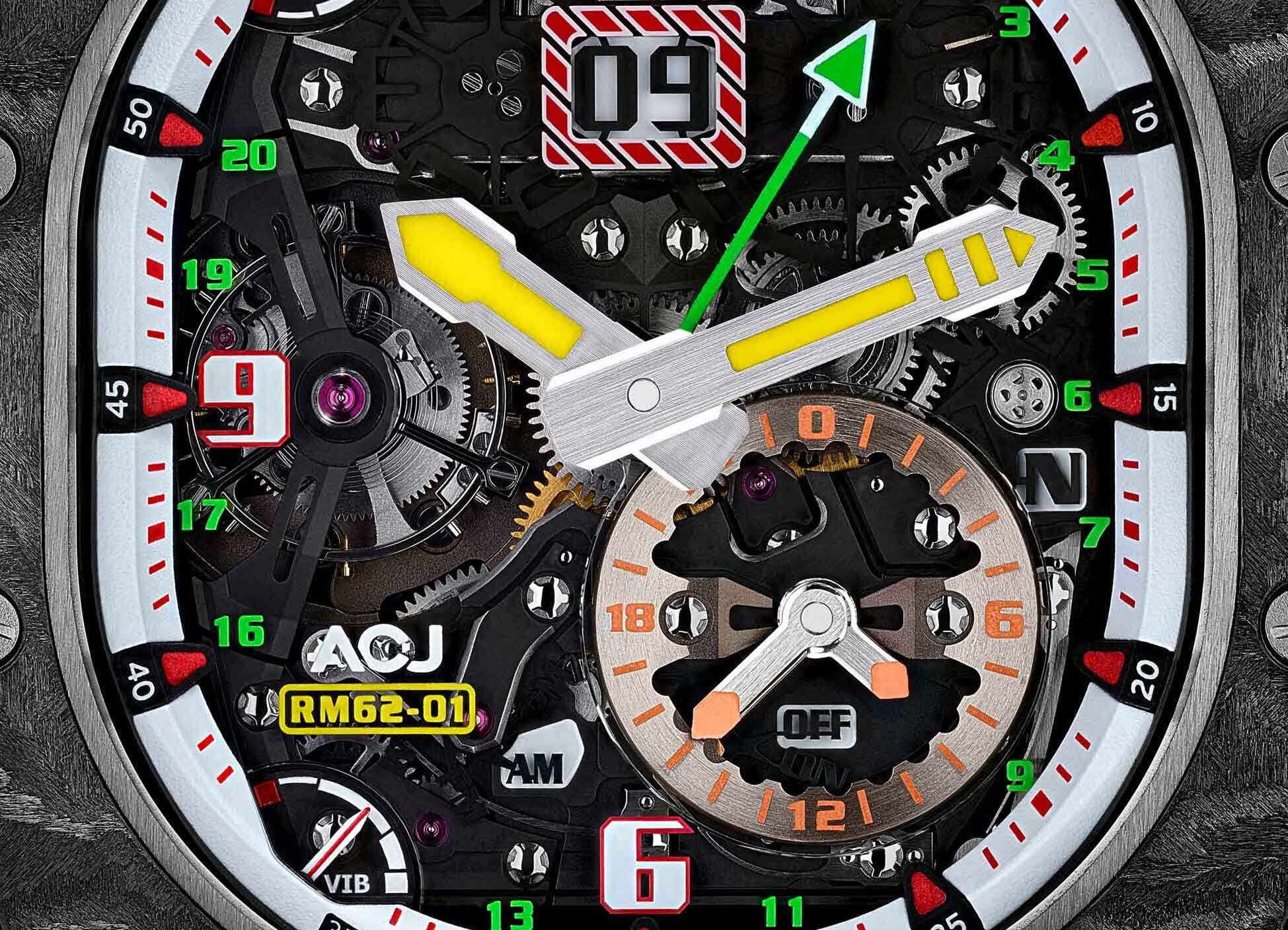 Richard Mille RM62-01 WCL