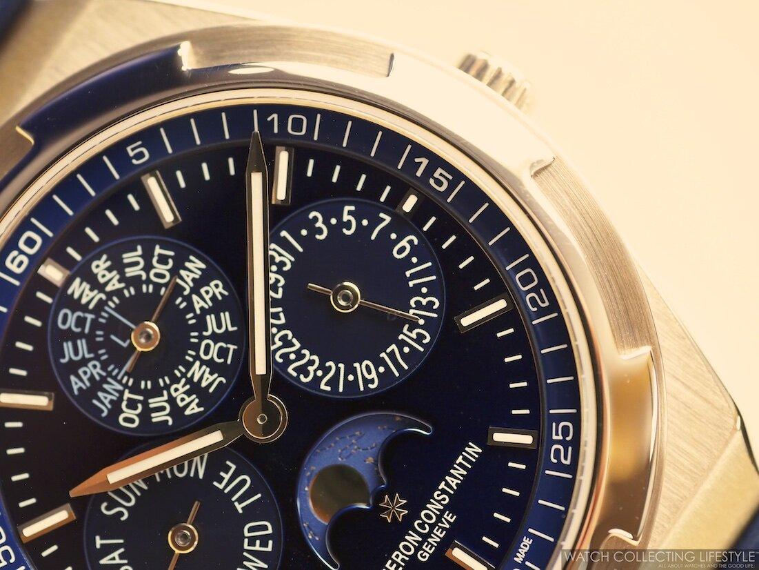 Vacheron Constantin Overseas Ultra-Thin Perpetual Calendar ref. 4300V