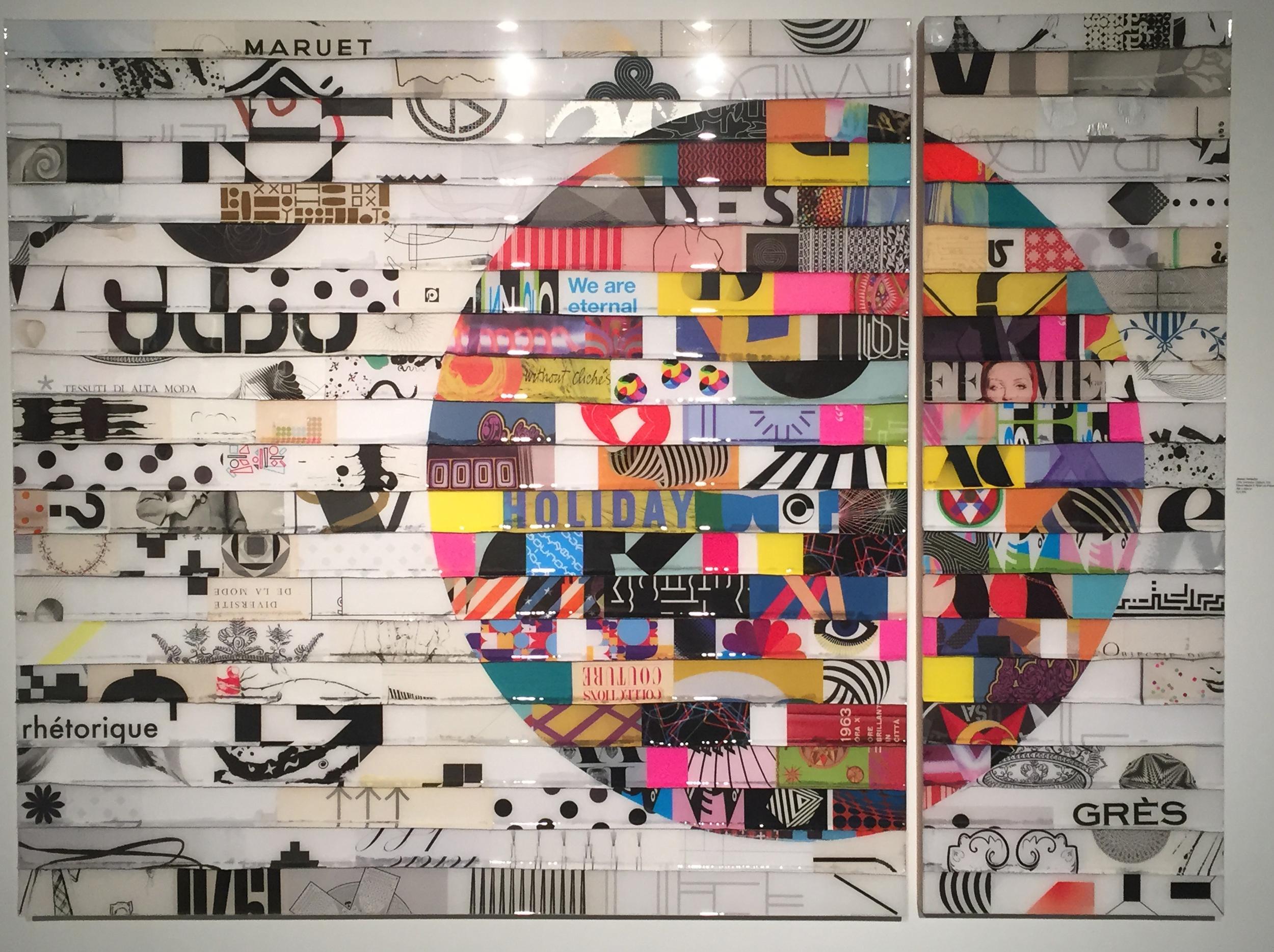 "James Verbicky, ""Citta Samtana"", 45"" * 60"". Laura Rathe Fine Art, Dallas, TX"