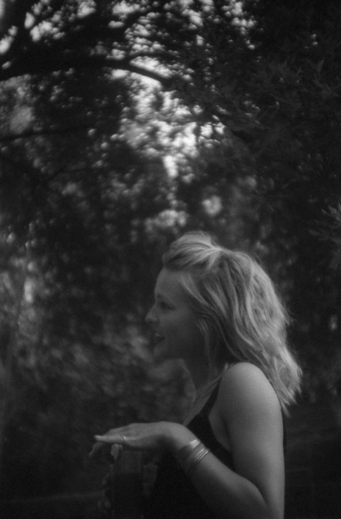 Shot on a Kodak Retina II (Tmax 3200)