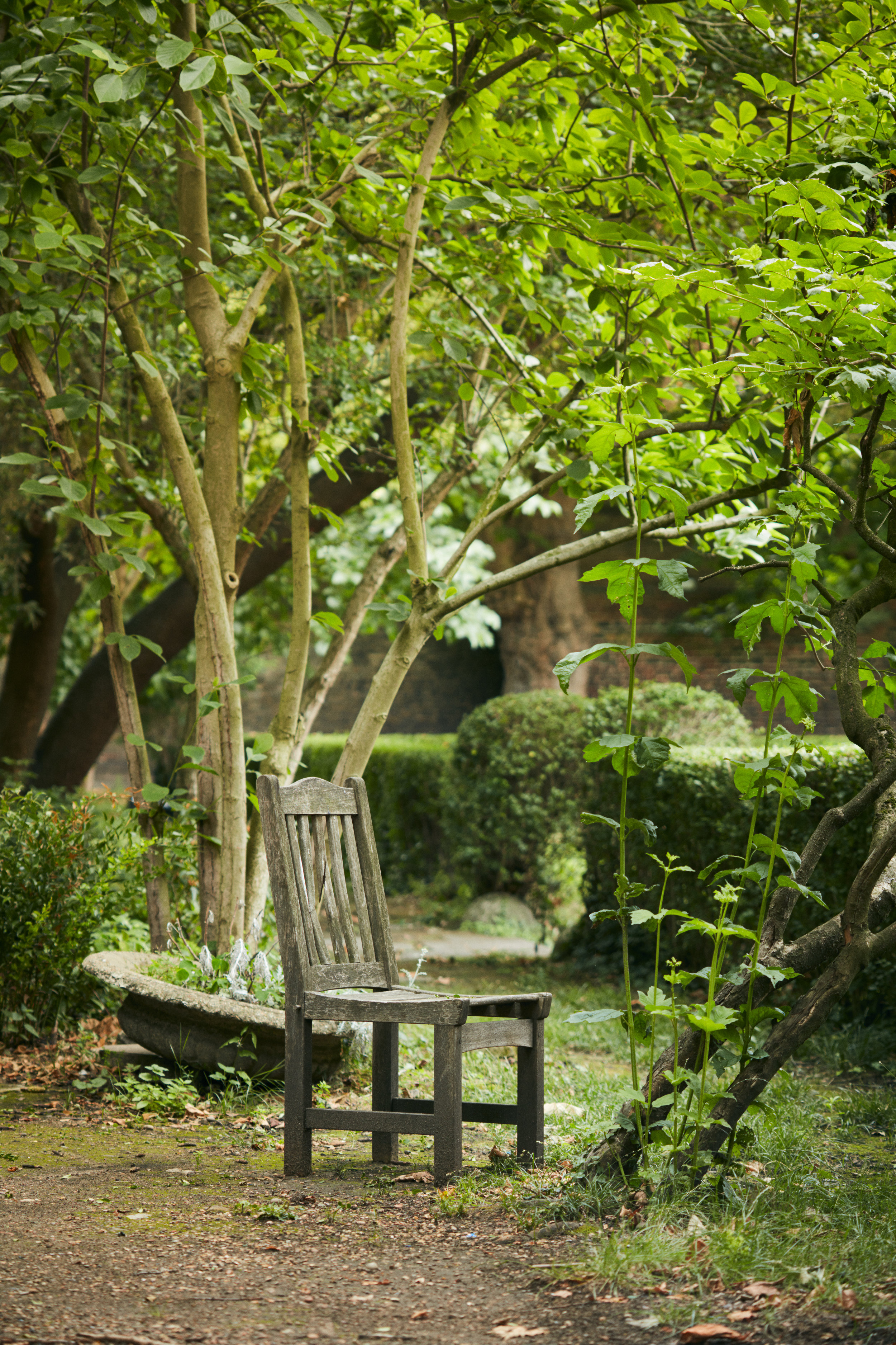 Moravian Close, Chelsea, London. ©Laurence Gibson