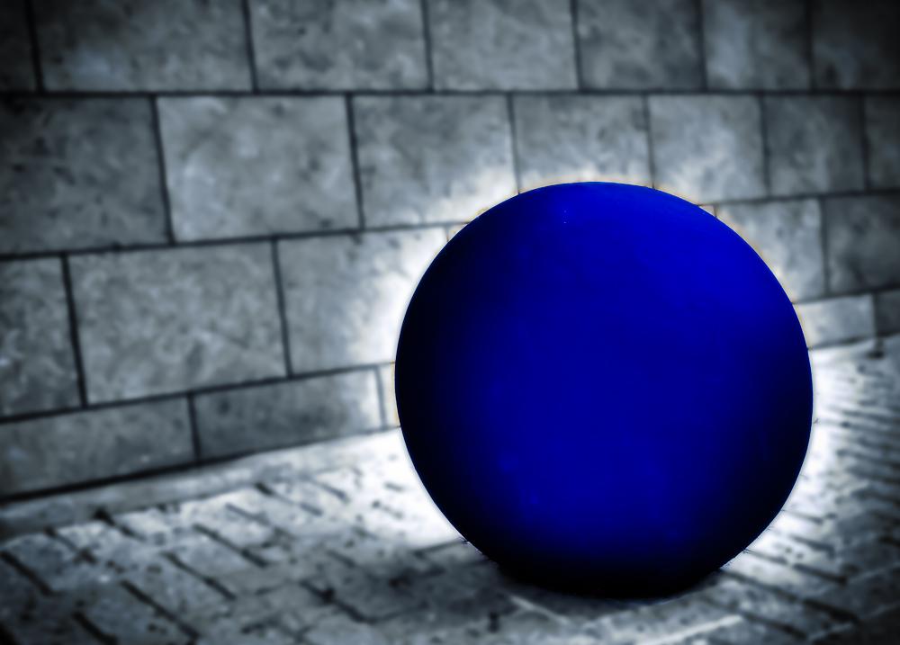 """""""Blue Ball"""""""