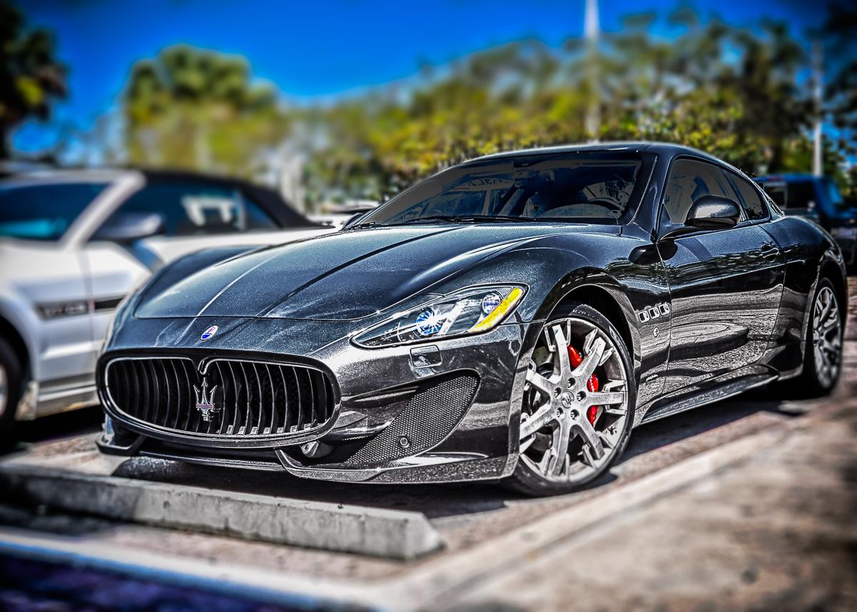 """""""Big Mouth Maserati"""""""