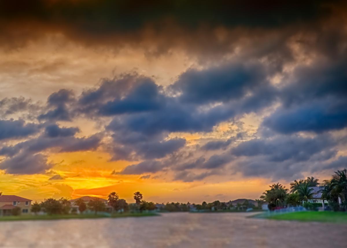 """""""Florida Sunset"""""""