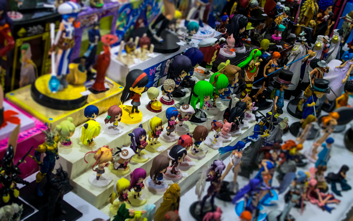 """Anime Figure Horde"""