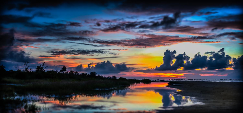 """Sanibel Sunrise"""