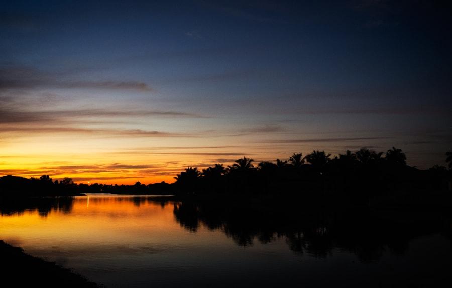 Spectrum Sunset