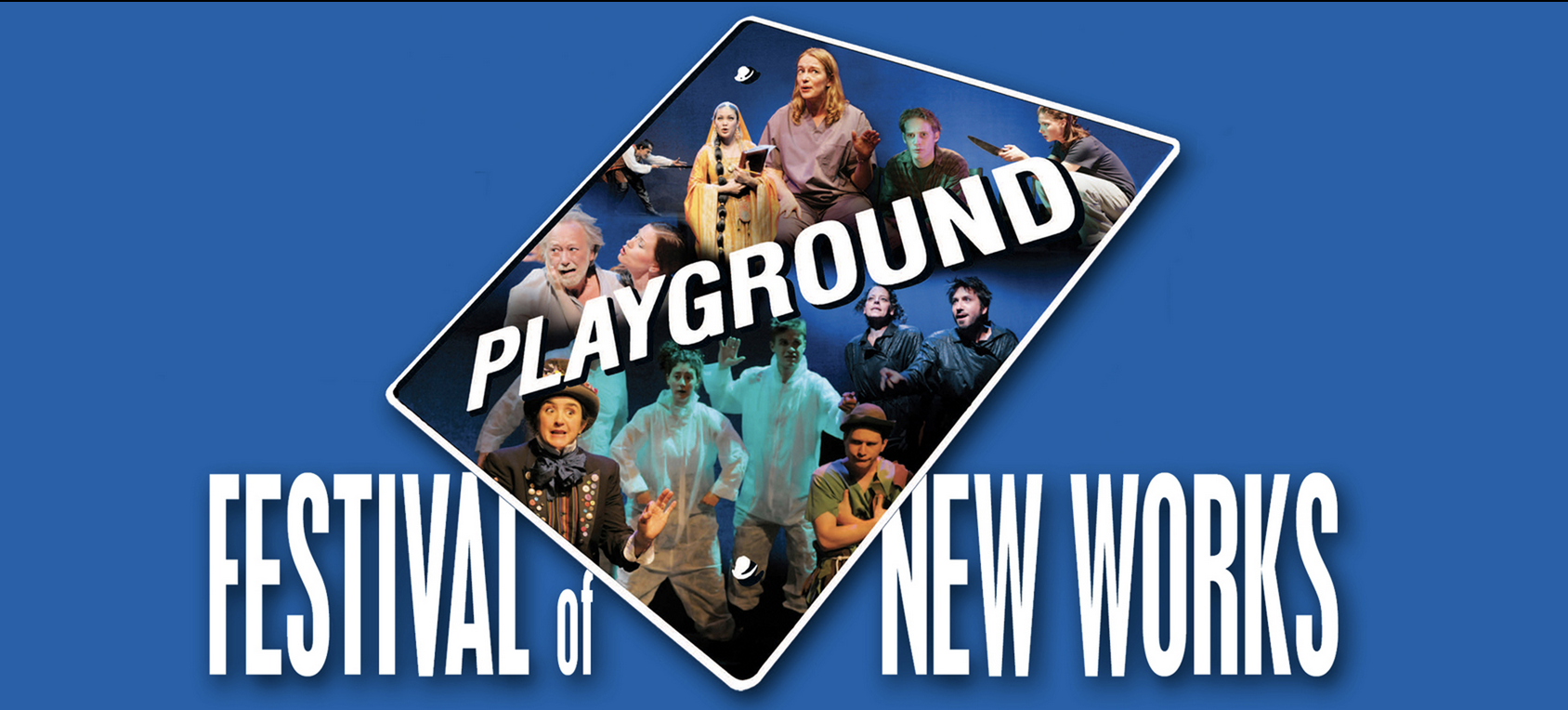 Another Staged Reading - Patrick will be appearing in a staged reading of Jonathan Luskin's PERFECT in Playground's Festival of New Works on Saturday, May 25th at 1:30pm in San Francisco. Details HERE.