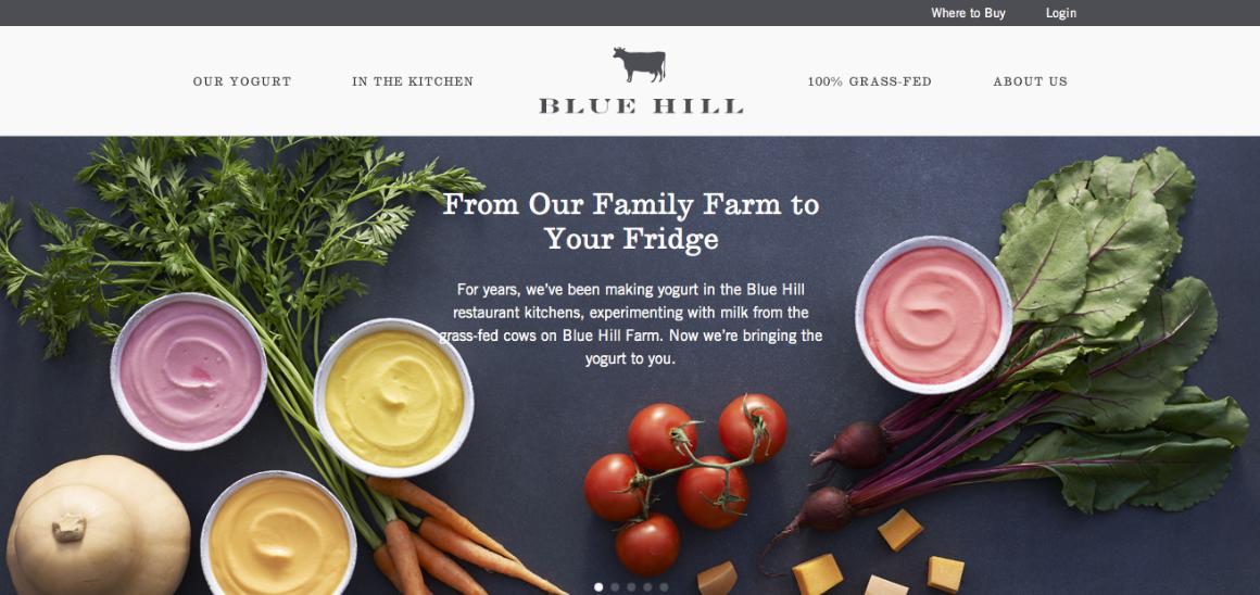Blue Hill Yogurt 1
