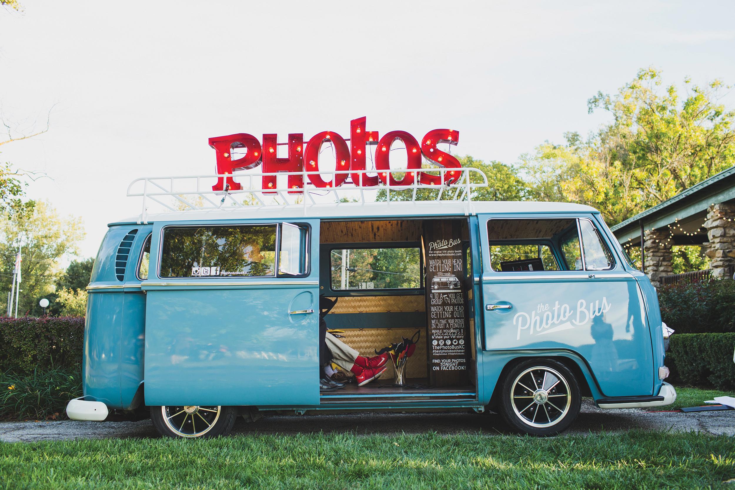 The Photo Bus Kansas City