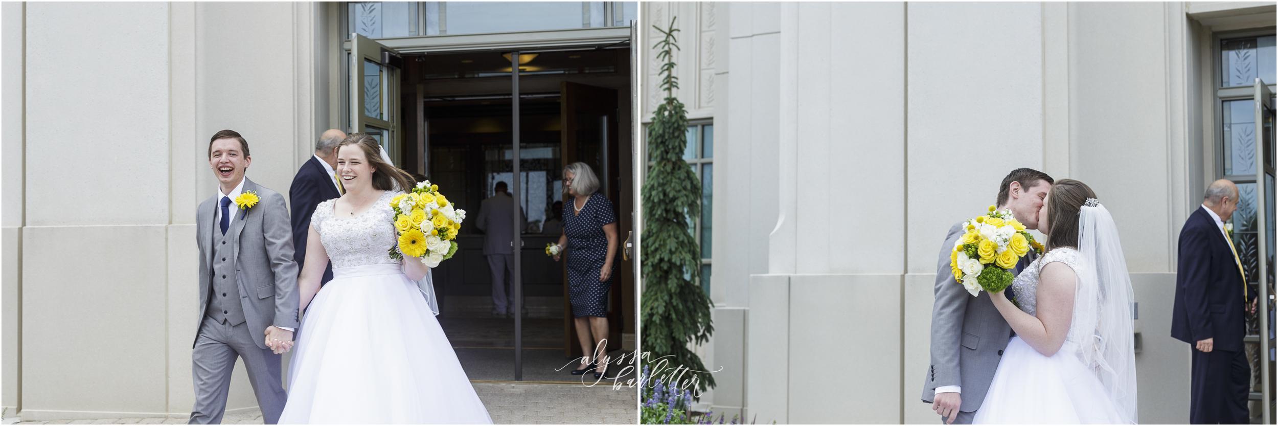kansas city lds temple wedding