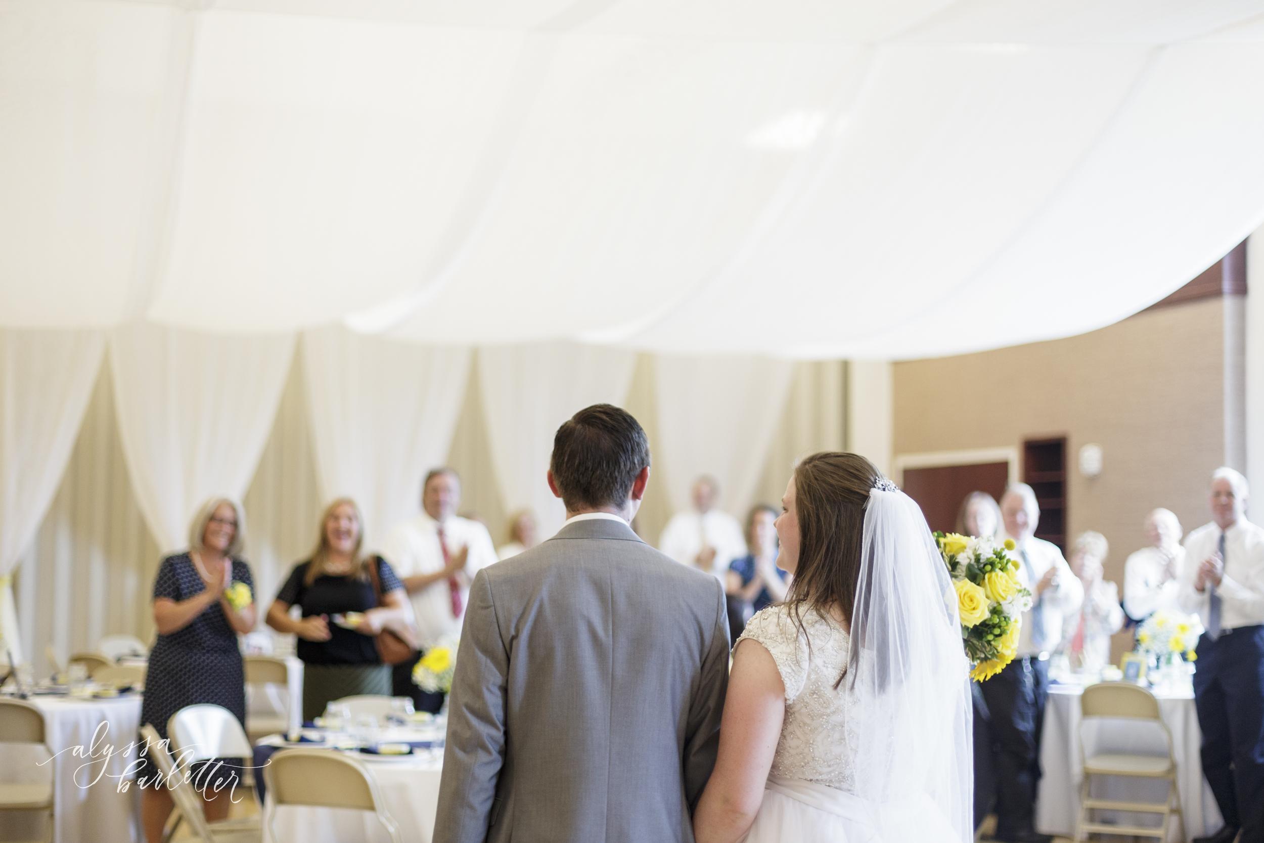 kansas city lds temple wedding reception
