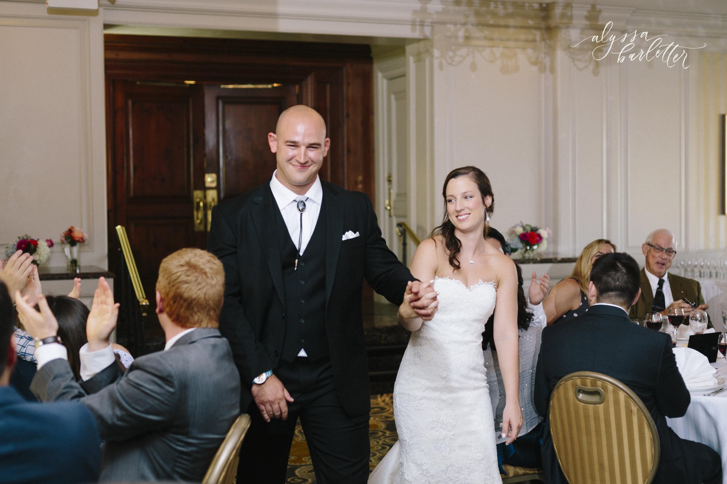kansas city wedding photography intercontinental hotel ballroom plaza reception