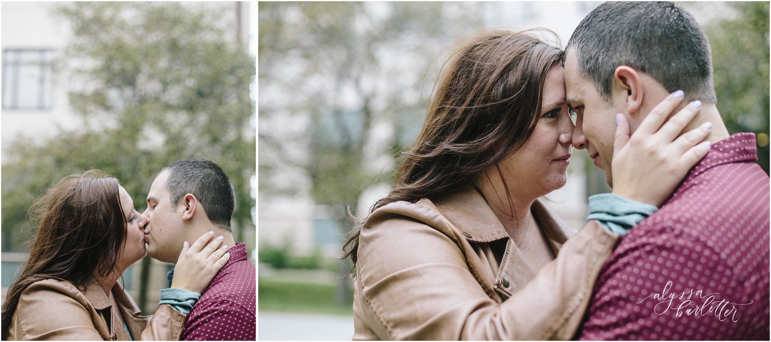 kansas city wedding photographer lees summit unity village engagement