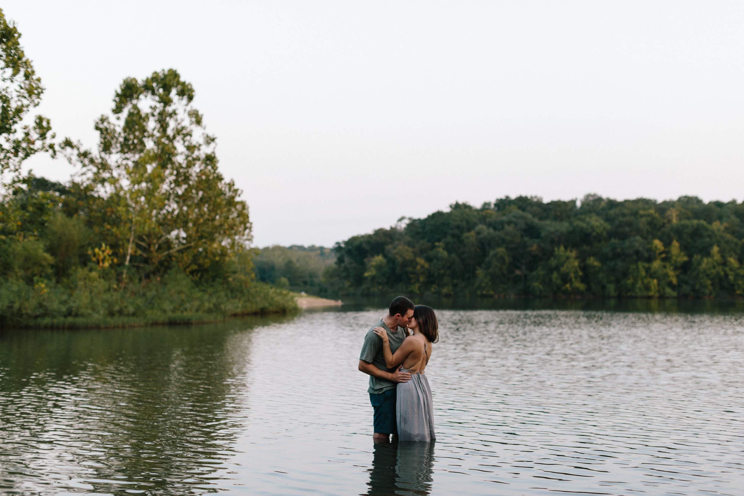 alyssa barletter photography shawnee mission park lake water shoot ricky and maddie-13.jpg
