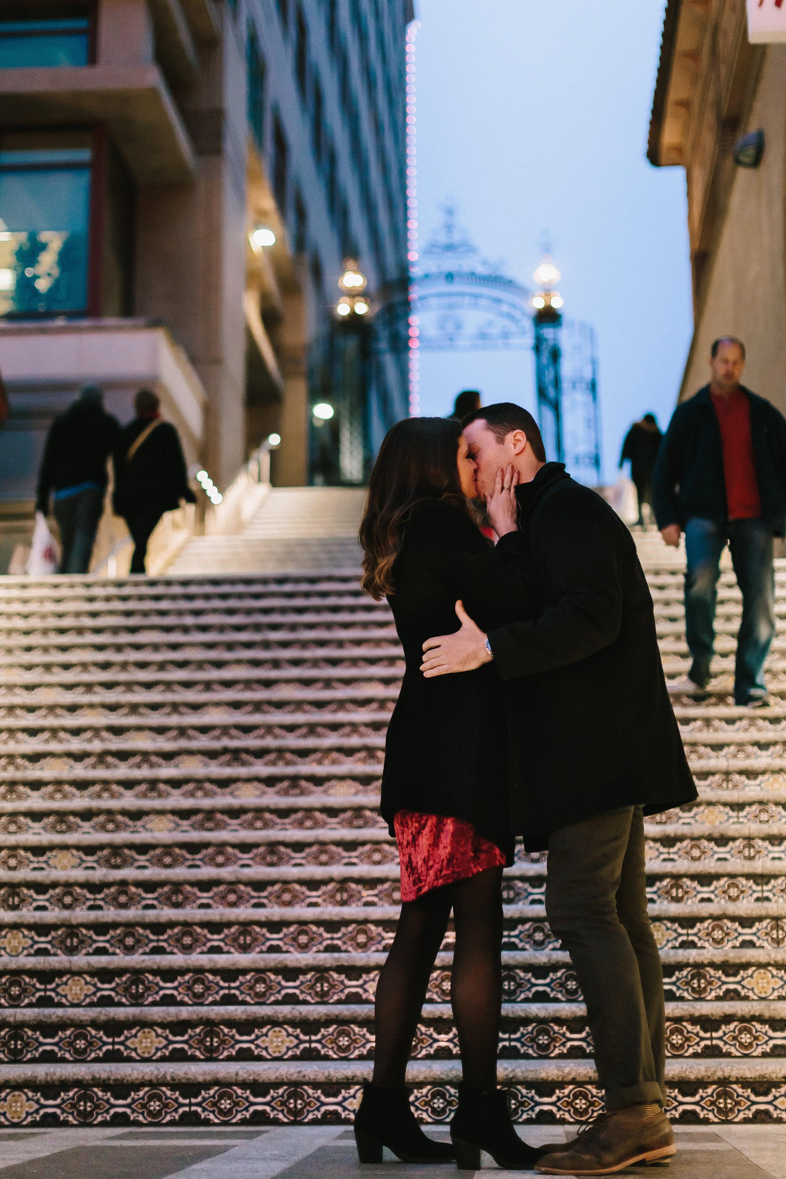 alyssa barletter photography christmas winter wedding proposal plaza lights plaza stairs she said yes-4.jpg