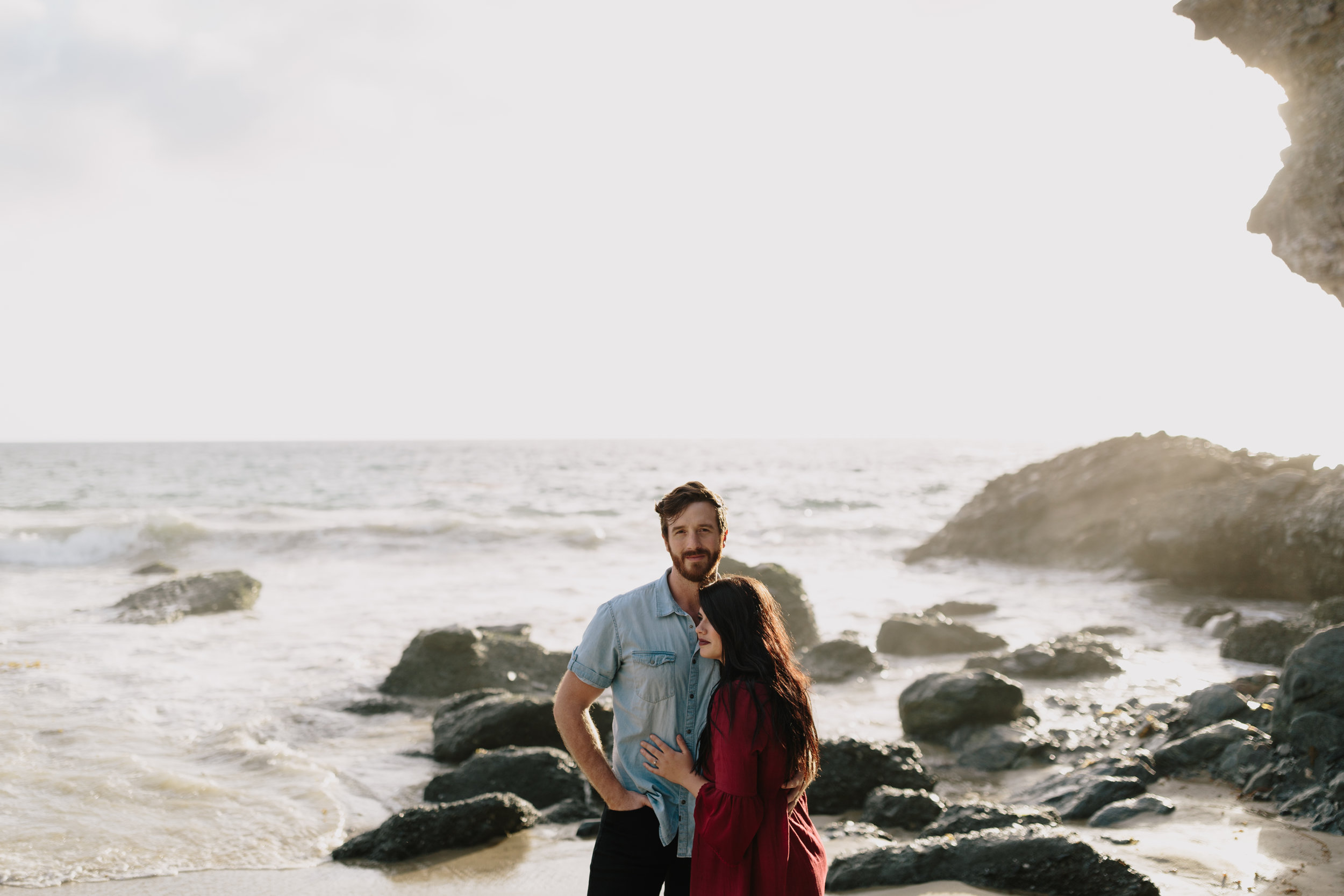 alyssa barletter photography laguna beach california anniversary engagement wedding photographer sunset-5.jpg