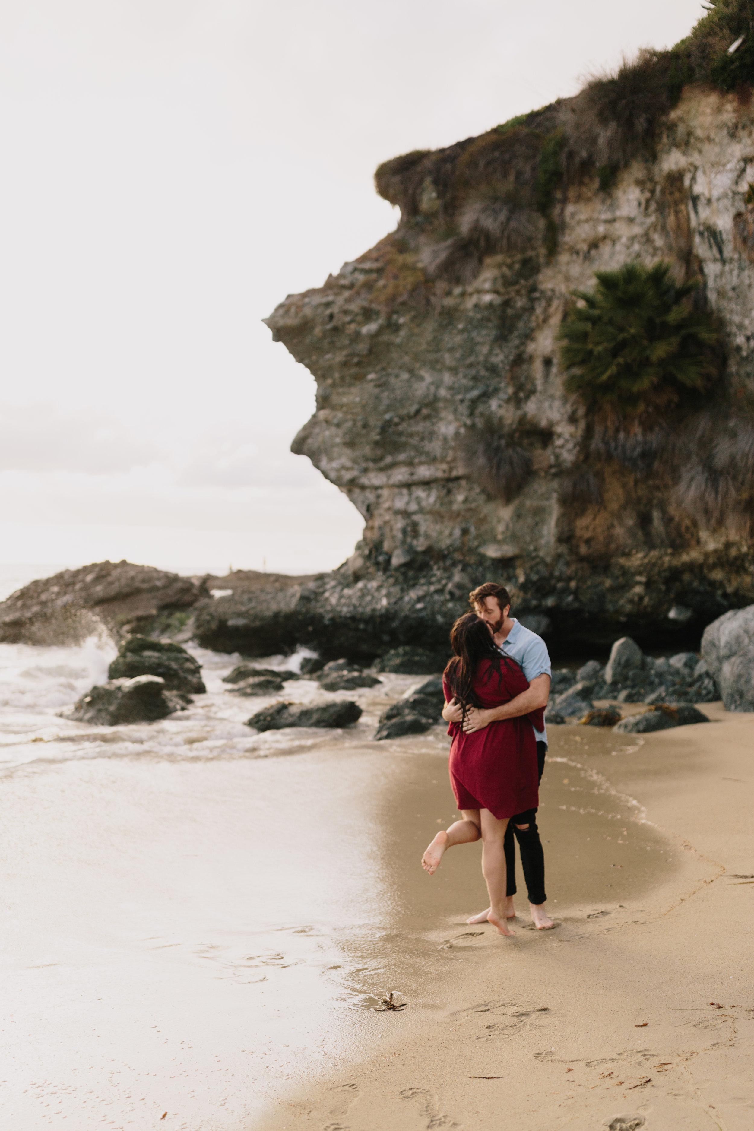 alyssa barletter photography laguna beach california anniversary engagement wedding photographer sunset-8.jpg