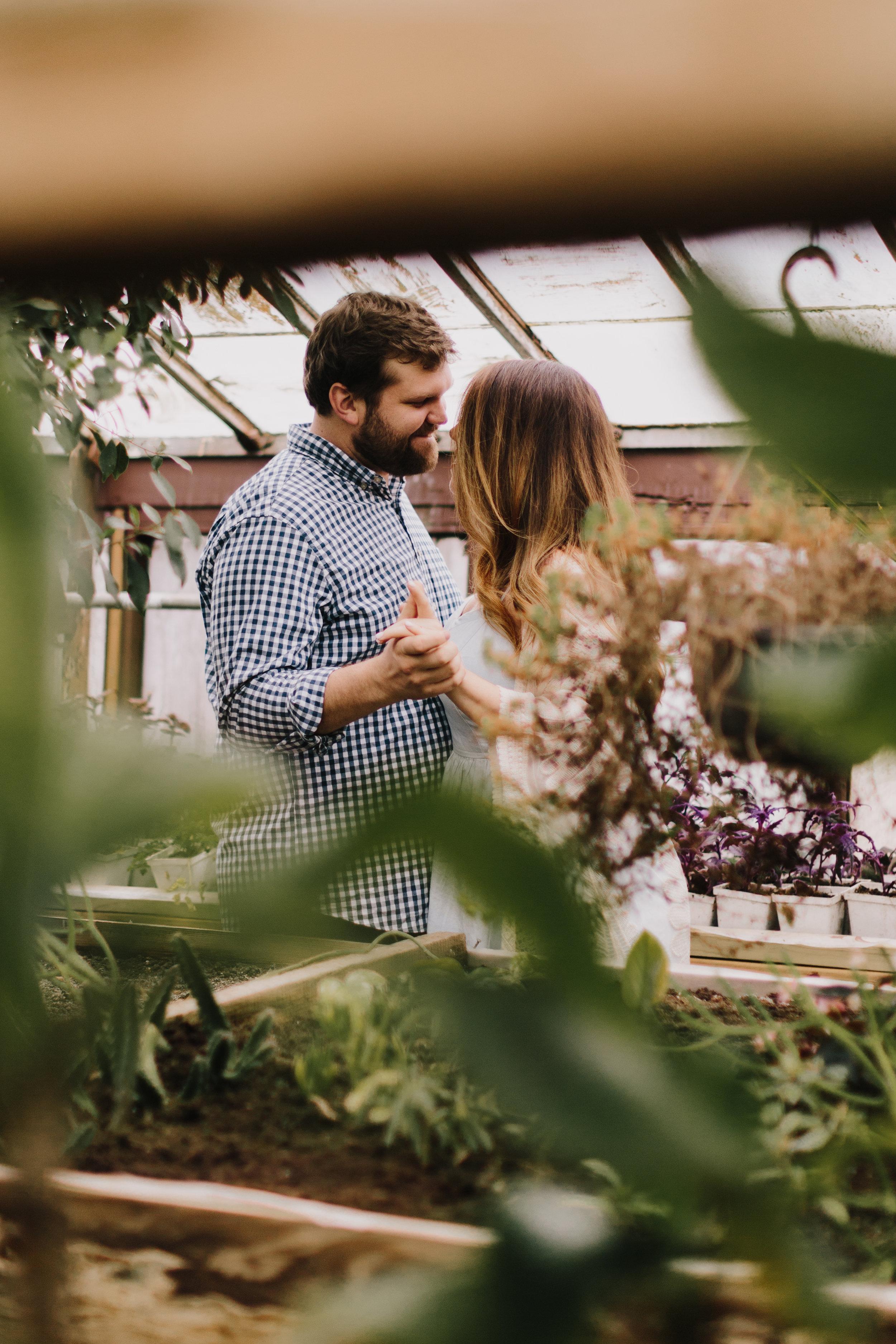 alyssa barletter photography greenhouse engagement photographer kansas city spring wedding-3.jpg