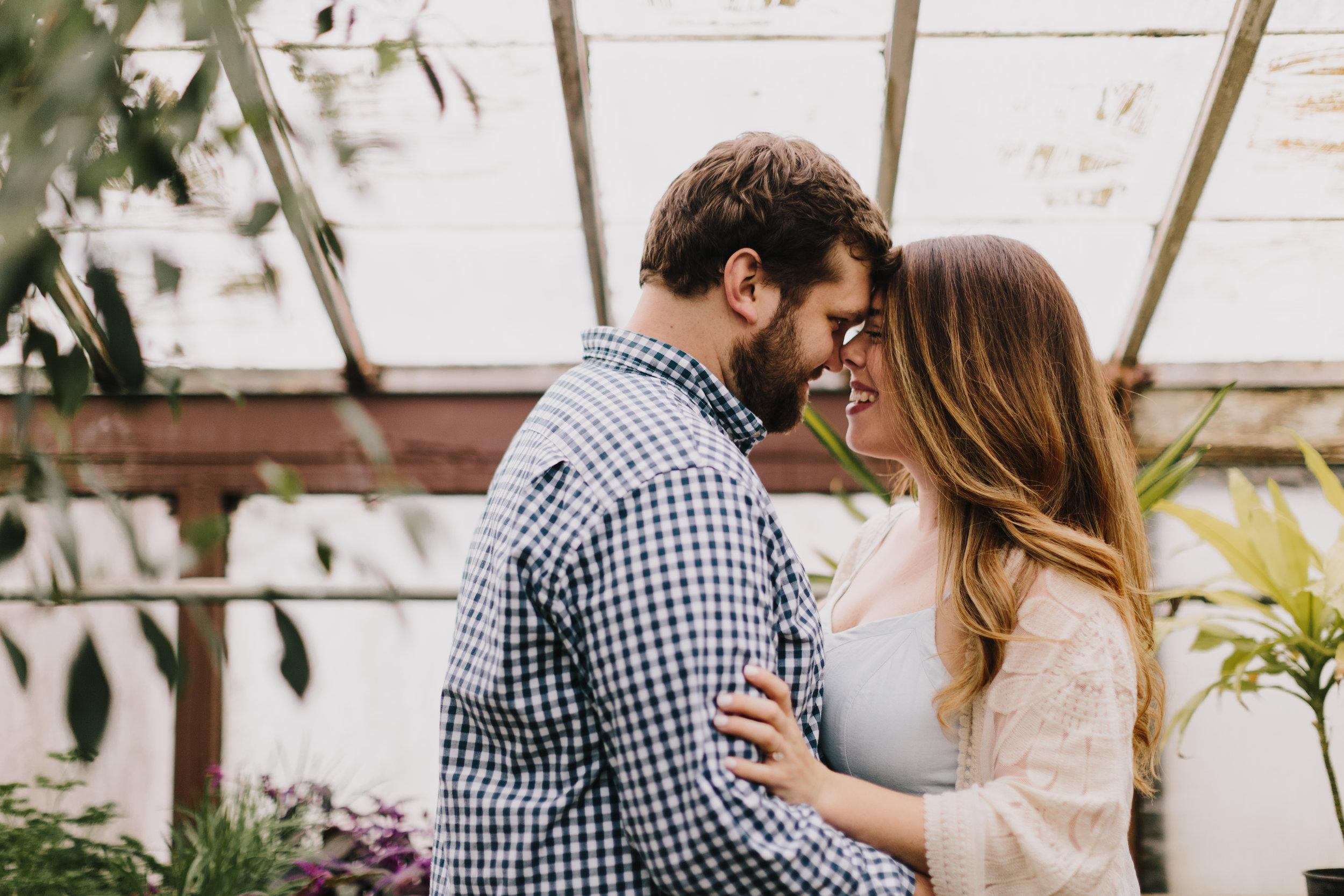 alyssa barletter photography greenhouse engagement photographer kansas city spring wedding-6.jpg