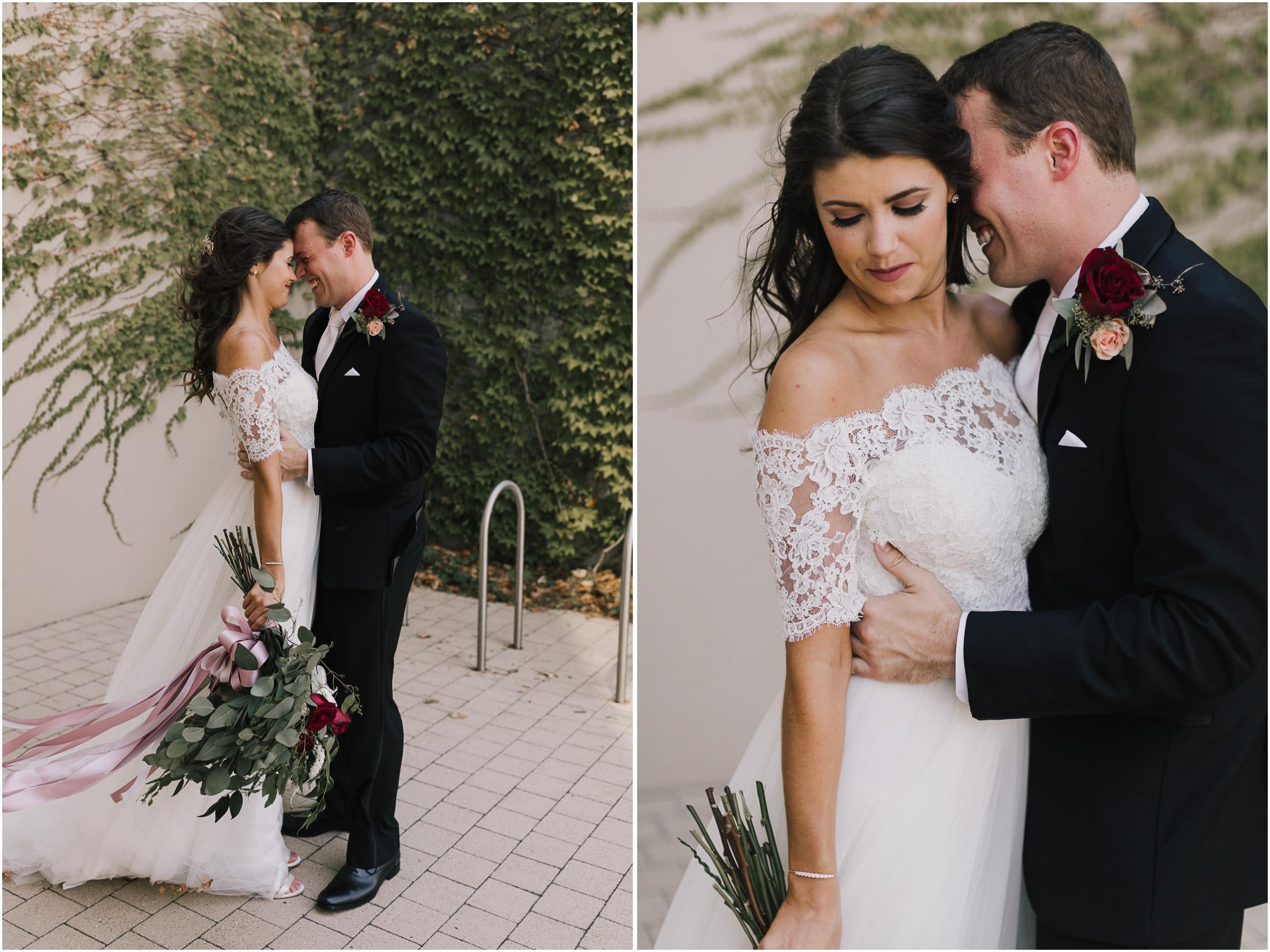 Maddie And Ricky Br Glam Boho Wedding At The Abbott Alyssa