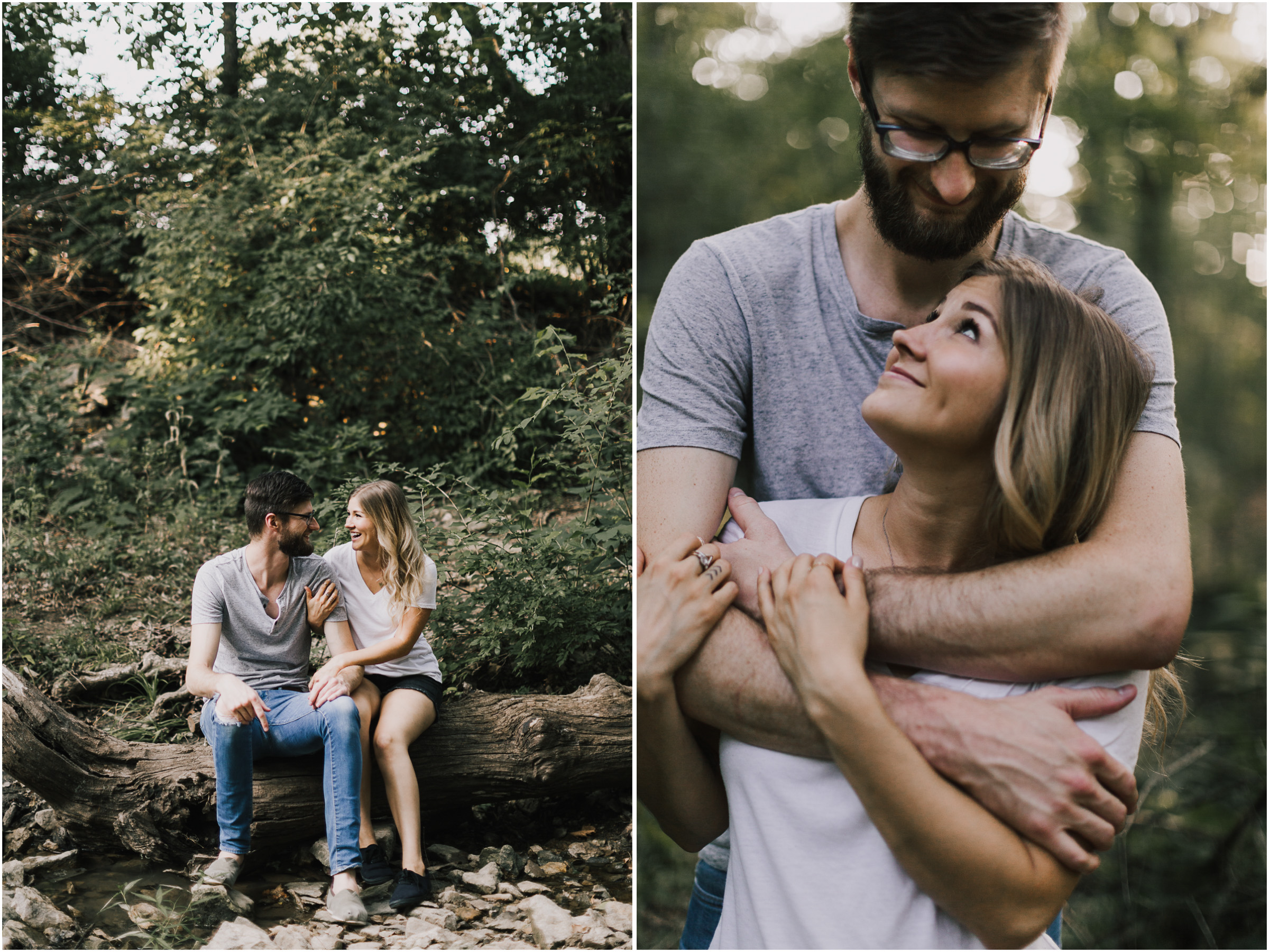 alyssa barletter photography shawnee mission park engagement session photographer summer flower fields-5.jpg
