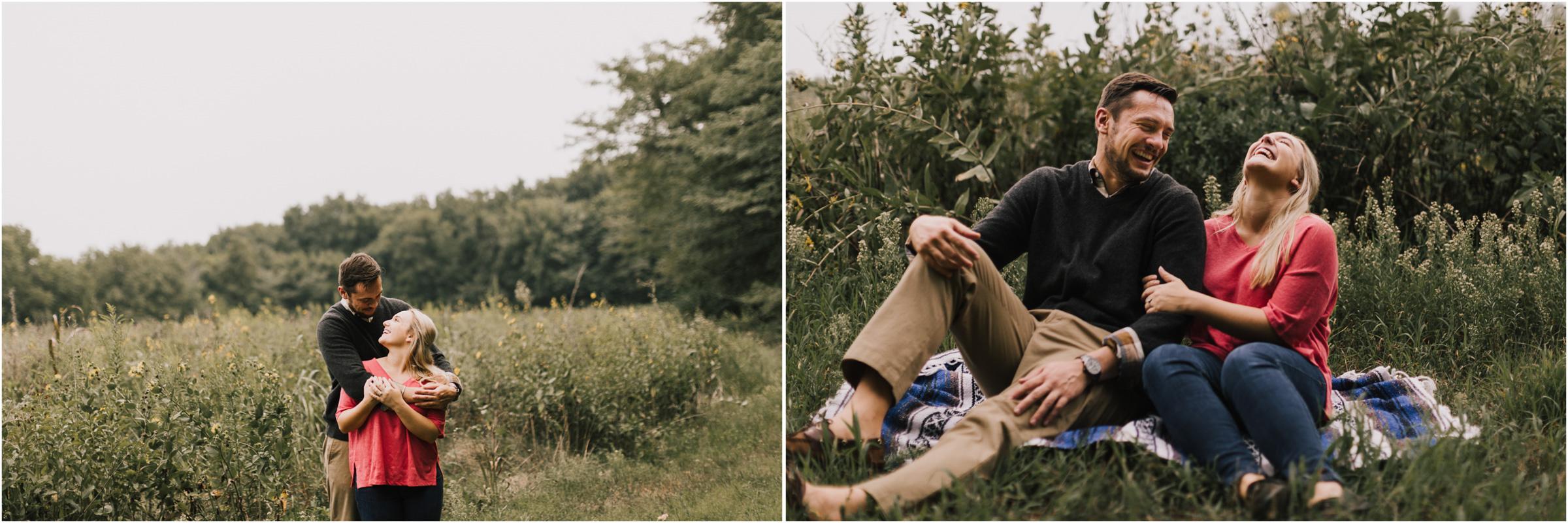 alyssa barletter photography burr oak nature center engagement session summer kansas city-20.jpg