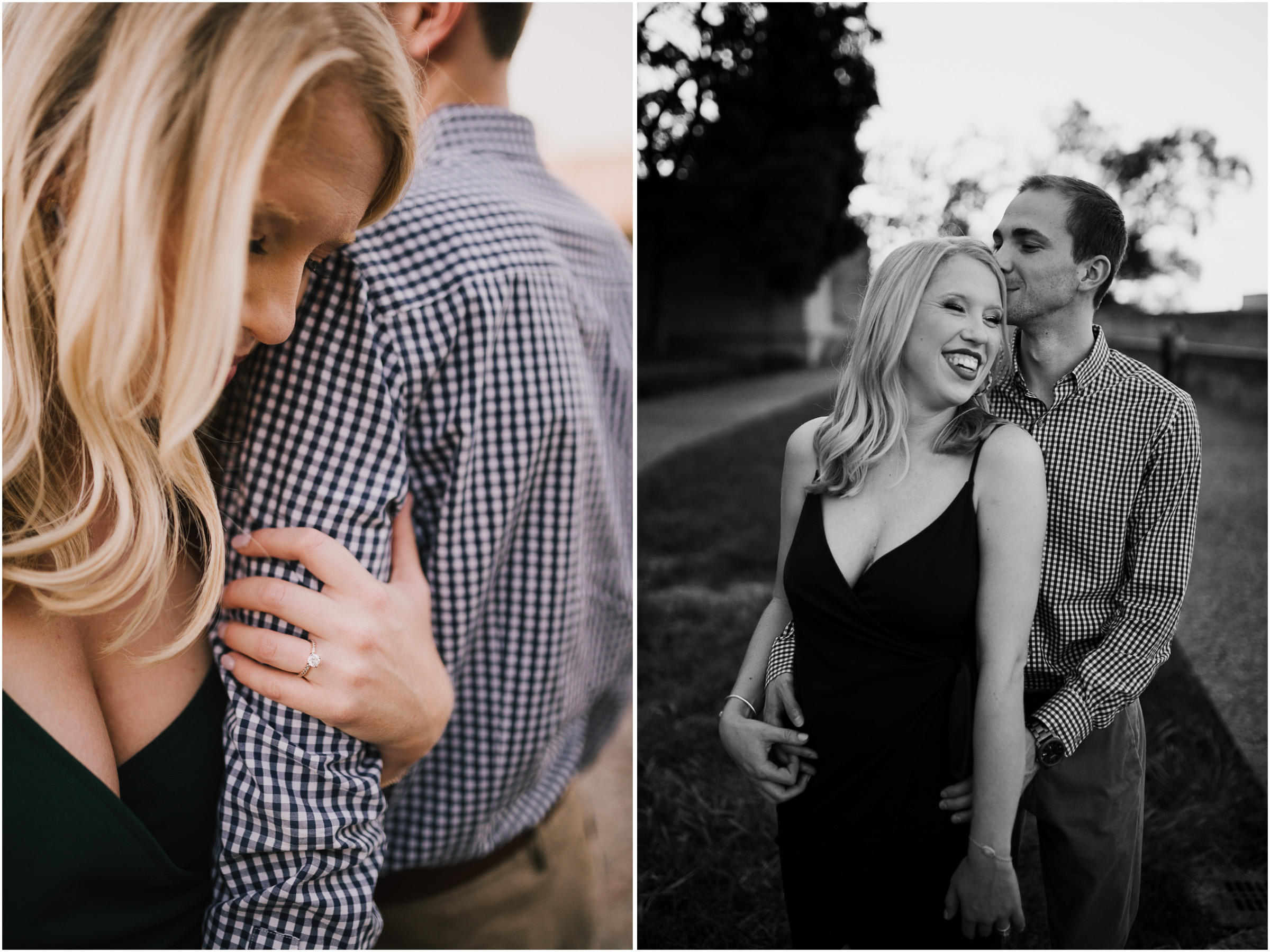 alyssa barletter photography nelson atkins art museum classic summer engagement session with dog-22.jpg