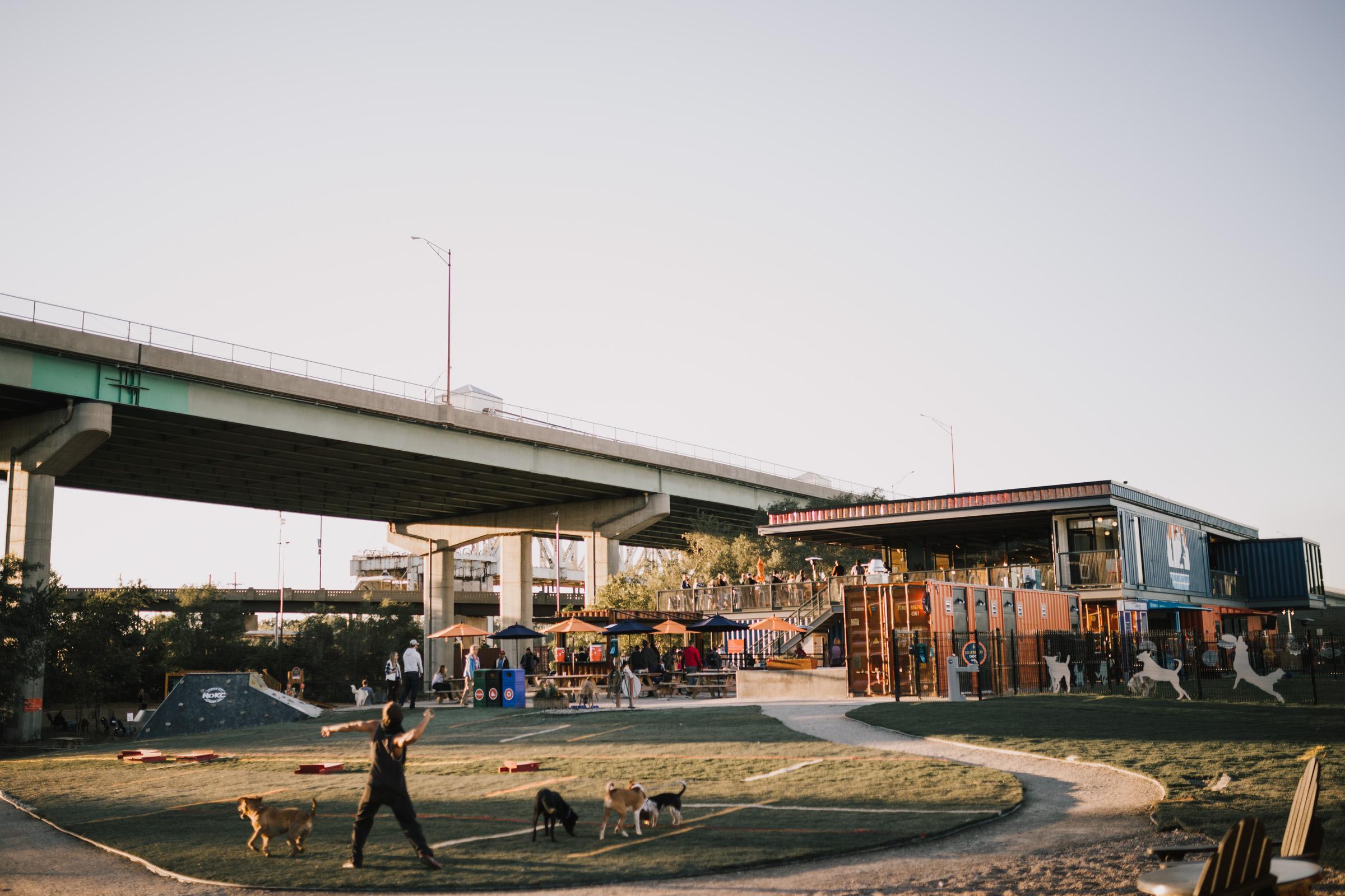 alyssa barletter photography kansas city missouri kcmo bar k dog bar kc skyline sunset-9.jpg