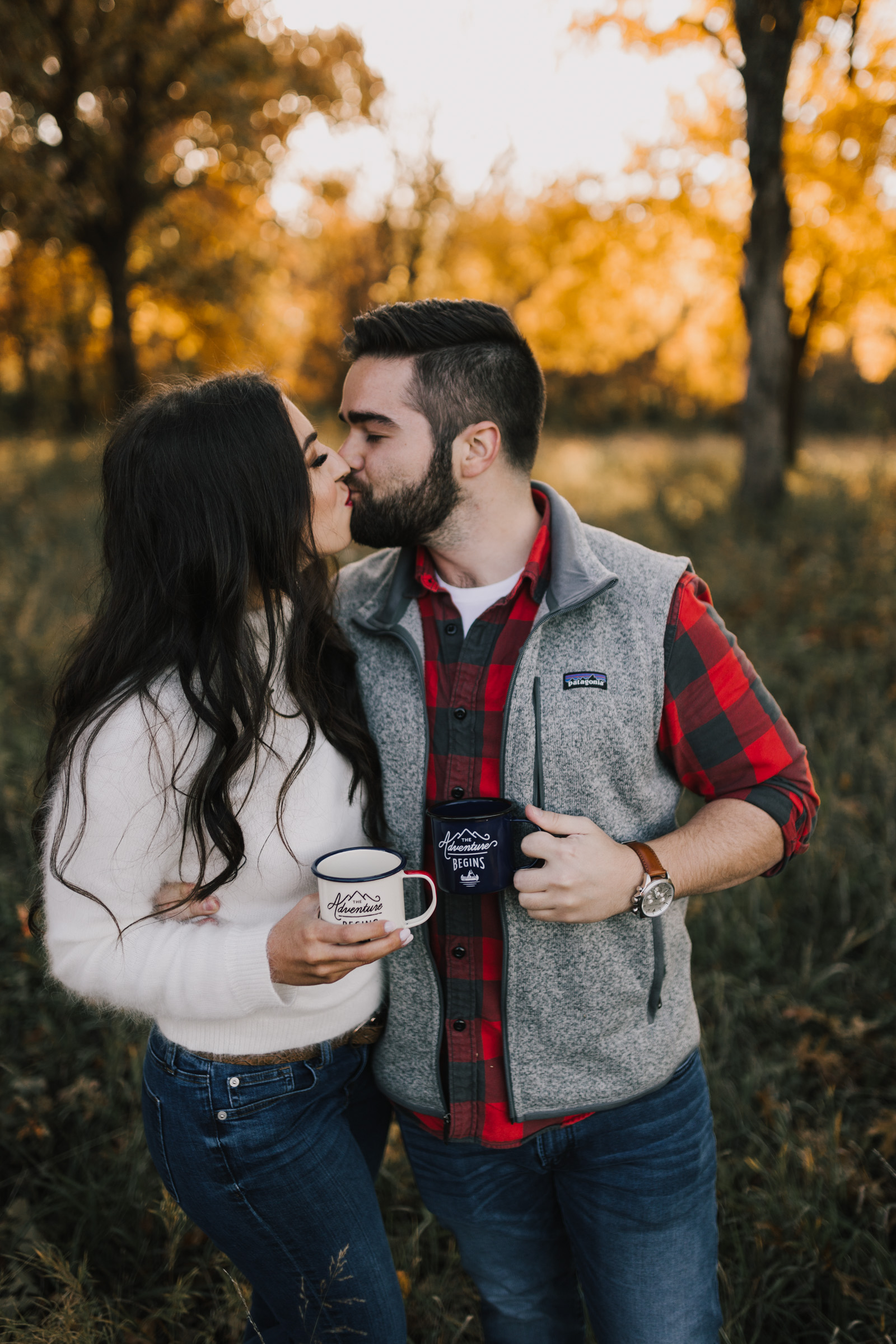alyssa barletter photography shawnee mission park fall engagement photographer a girl her life blogger sunset photos-13.jpg