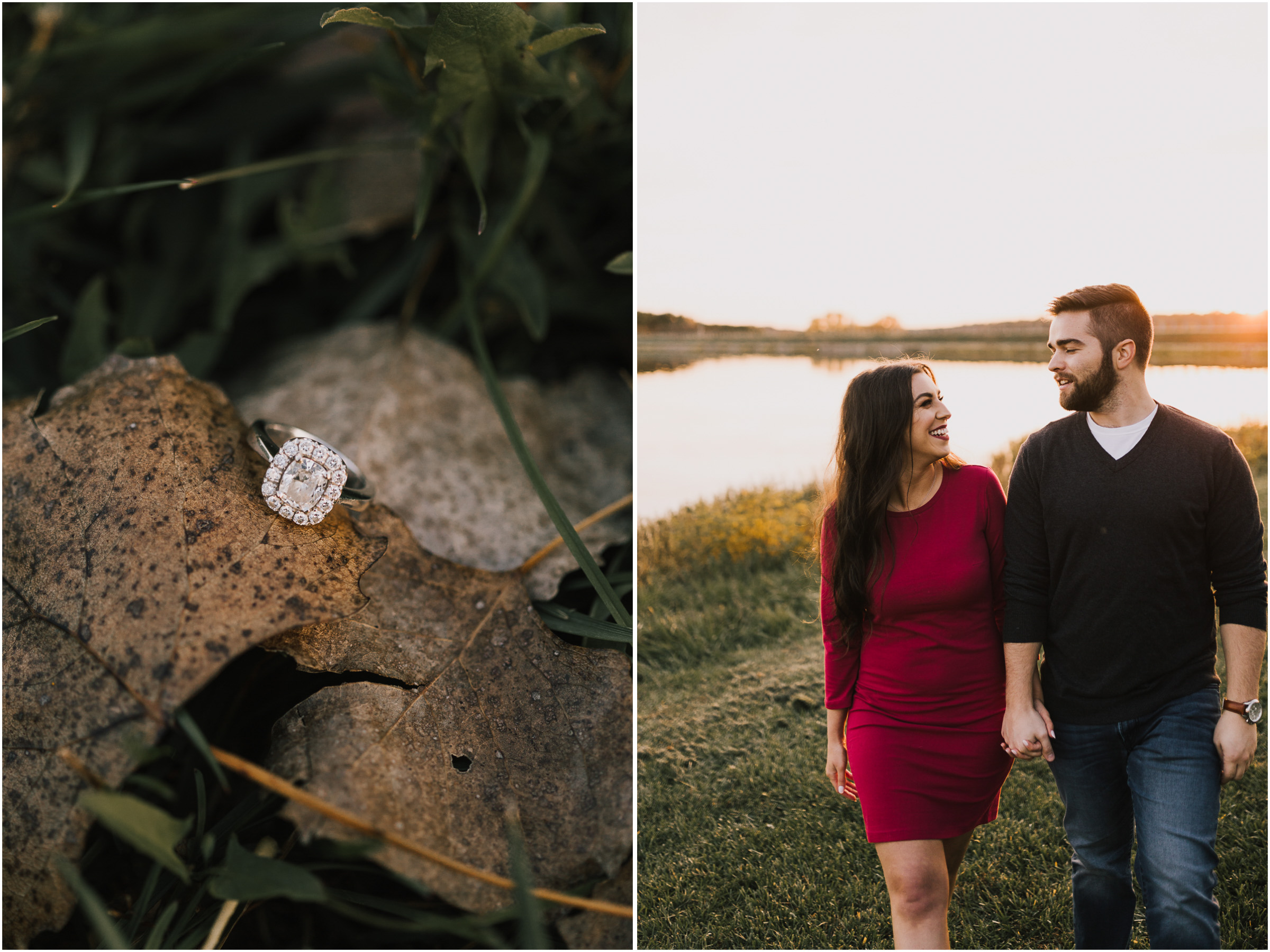 alyssa barletter photography shawnee mission park fall engagement photographer a girl her life blogger sunset photos-23.jpg