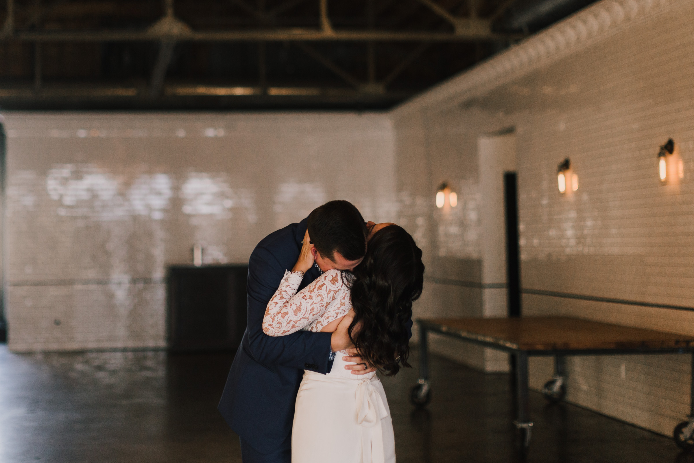 alyssa barletter photography emotional anniversary surprise first dance the guild kansas city crossroads wedding venue-5.jpg