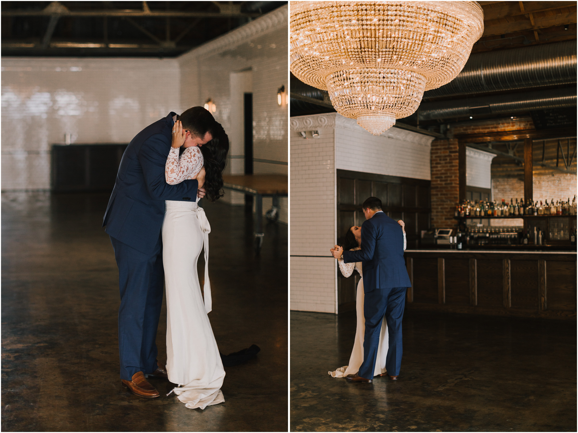 alyssa barletter photography emotional anniversary surprise first dance the guild kansas city crossroads wedding venue-6.jpg