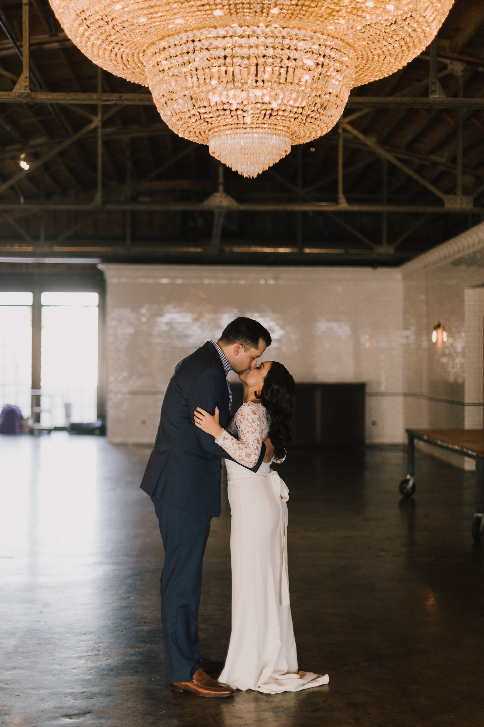 alyssa barletter photography emotional anniversary surprise first dance the guild kansas city crossroads wedding venue-8.jpg