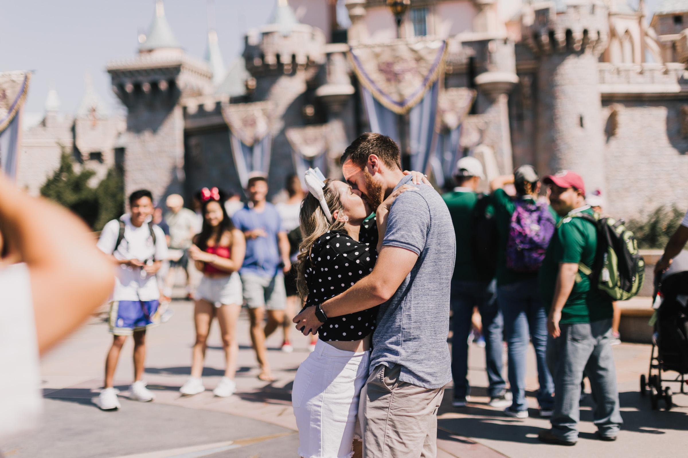 alyssa barletter photography disneyland california surprise proposal photographer cinderella castle-7.jpg