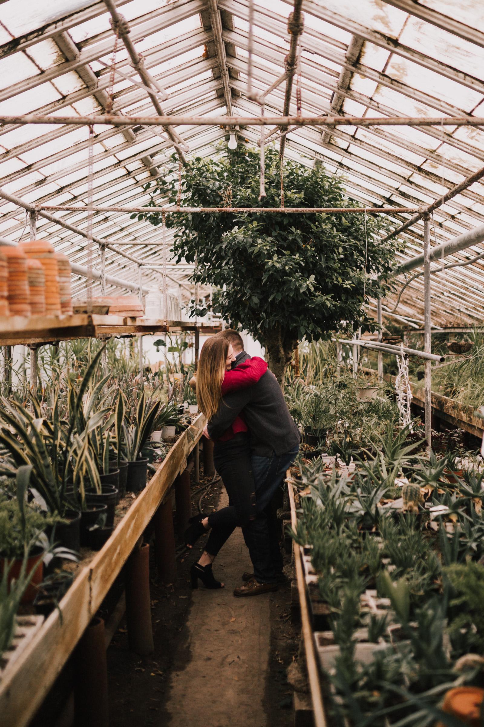alyssa barletter photography johns greenhouse kansas city missouri brookside waldo engagement session winter-7.jpg