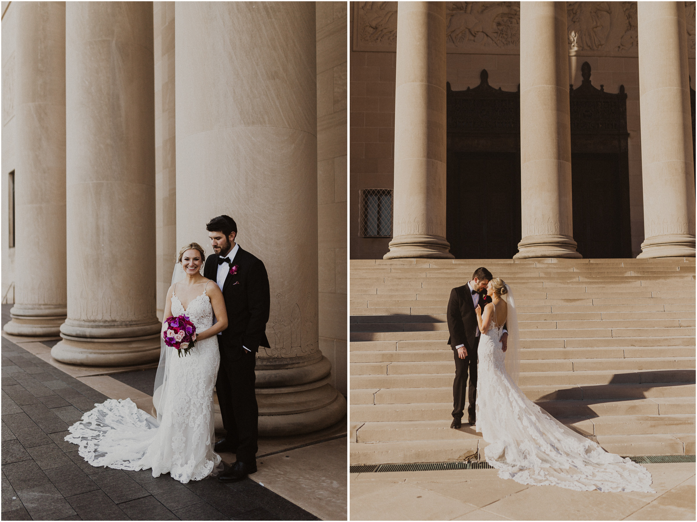 alyssa barletter photography nelson atkins museum intimate romantic spring wedding pilgrim chapel kcmo-20.jpg