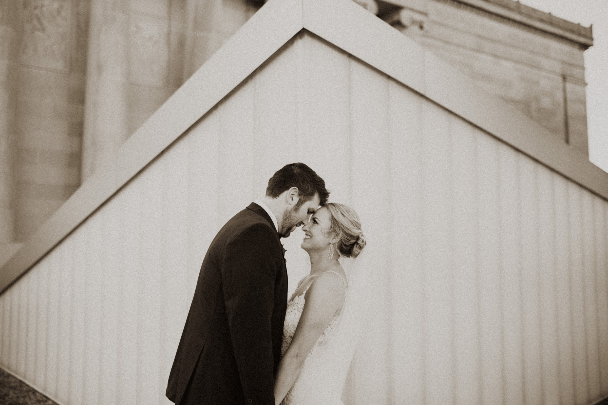 alyssa barletter photography nelson atkins museum intimate romantic spring wedding pilgrim chapel kcmo-26.jpg