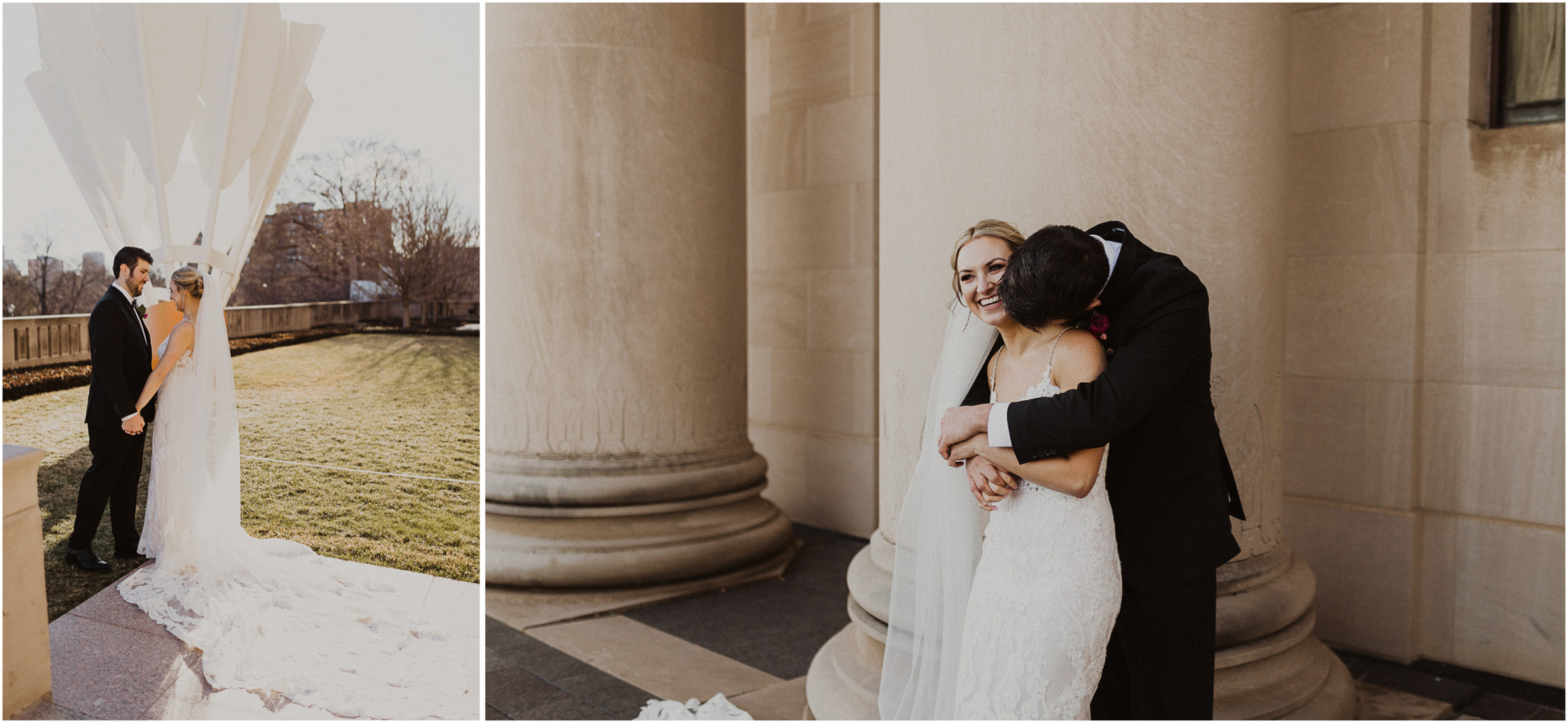 alyssa barletter photography nelson atkins museum intimate romantic spring wedding pilgrim chapel kcmo-30.jpg