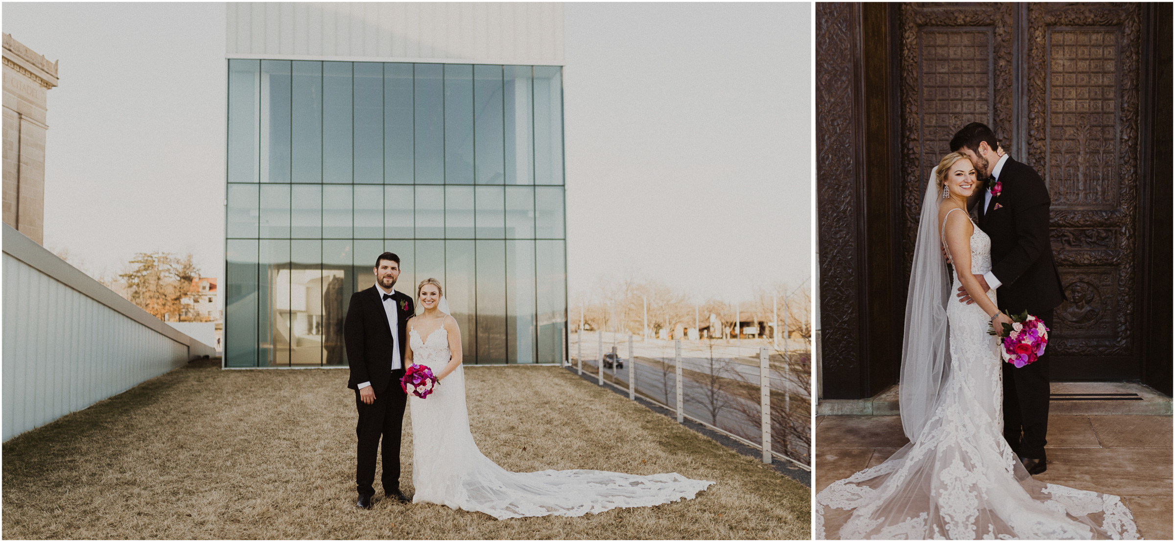 alyssa barletter photography nelson atkins museum intimate romantic spring wedding pilgrim chapel kcmo-33.jpg