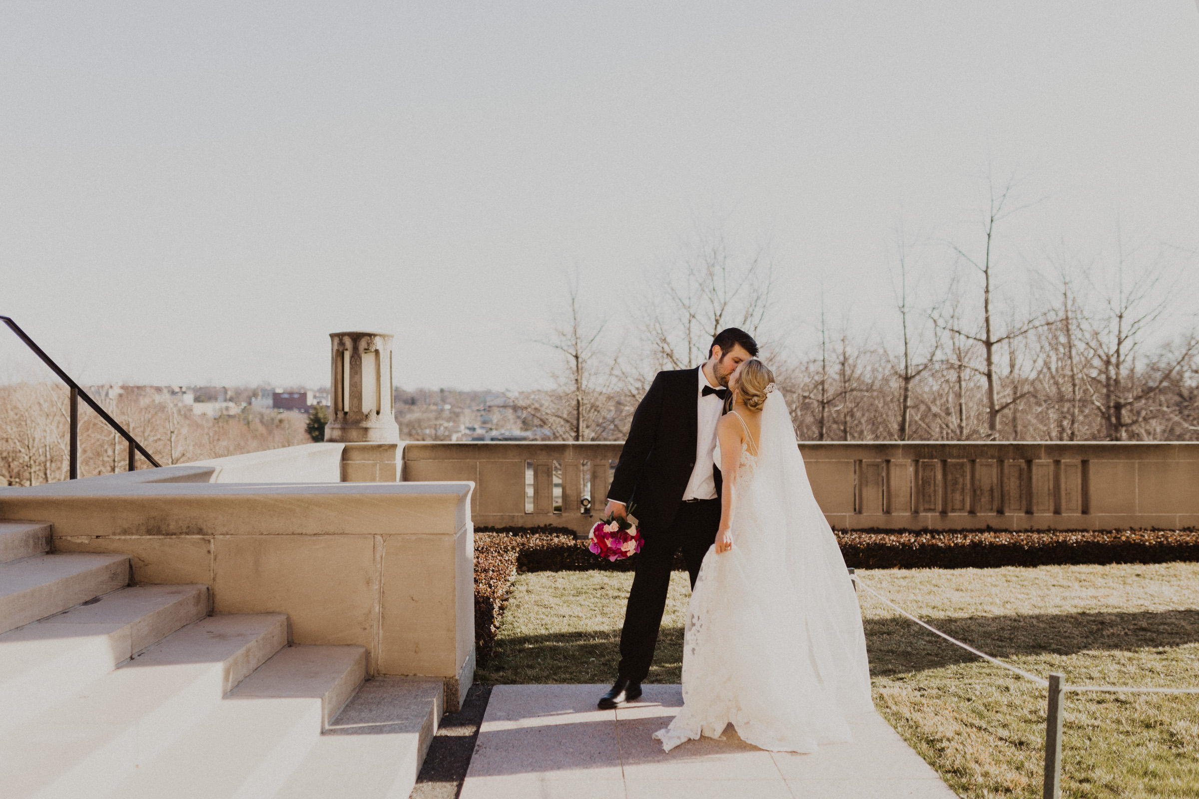 alyssa barletter photography nelson atkins museum intimate romantic spring wedding pilgrim chapel kcmo-42.jpg